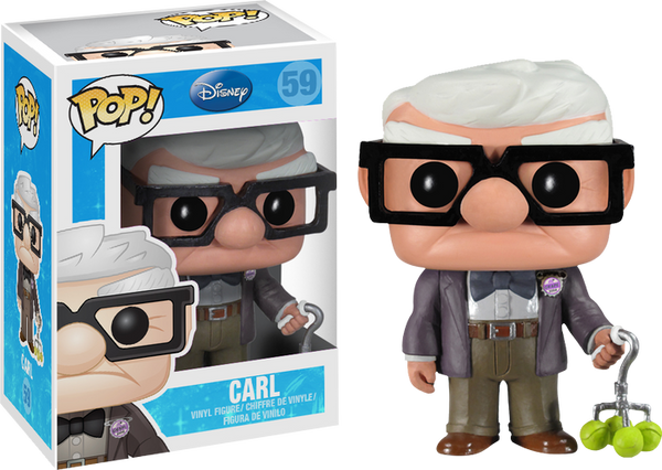 Up - Carl Fredricksen Pop! Vinyl Figure