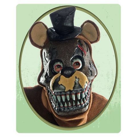 Five Nights at Freddy's - Nightmare Freddy 3/4 Adult Mask - Pre-Order