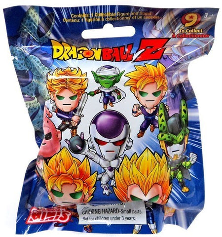 Dragon Ball Z - Mystery Mini Blind Bag Figures