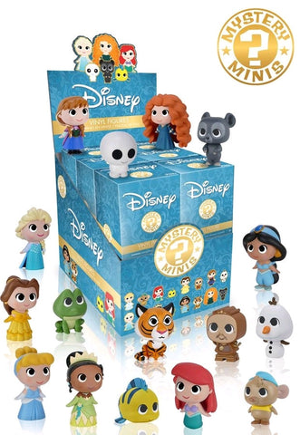 Disney: Princesses - Mystery Mini Blind Box Case of 12 Figures