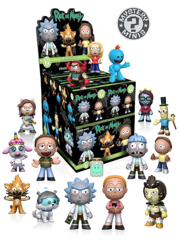 Rick & Morty - Mystery Minis Blind Box