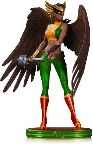 "Justice League - Hawkgirl DC Cover Girls 10"" Statue - Pre-Order"
