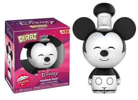 Mickey Mouse - Steamboat Willie US Exclusive Dorbz - Pre-Order