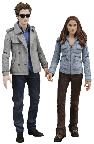 Twilight - Edward and Bella 7 Inch Action Figure 2-Pack
