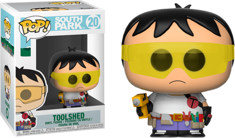 South Park - Toolshed Pop! Vinyl Figure - Pre-Order
