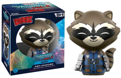 Guardians of the Galaxy: Vol 2 - Rocket Dorbz Vinyl Figure - Pre-Order