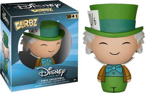 Alice in Wonderland - Mad Hatter Dorbz Vinyl Figure