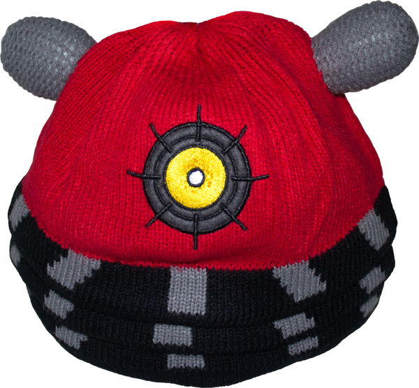 Doctor Who - Dalek Beanie (RED)
