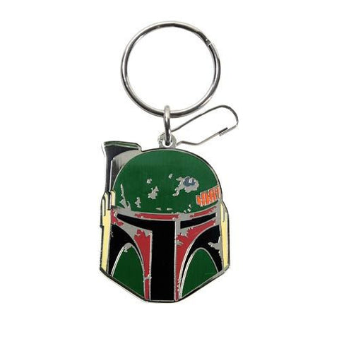 Star Wars - Boba Fett Enamel Key Chain