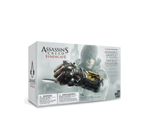 Assassin's Creed: Syndicate - Gauntlet and Hidden Blade Replica