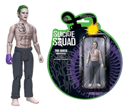 Suicide Squad - Joker Shirtless Action Figure