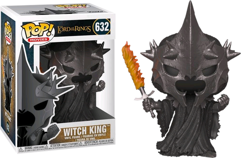 The Lord of the Rings - Witch King Pop! Vinyl Figure - Pre-Order