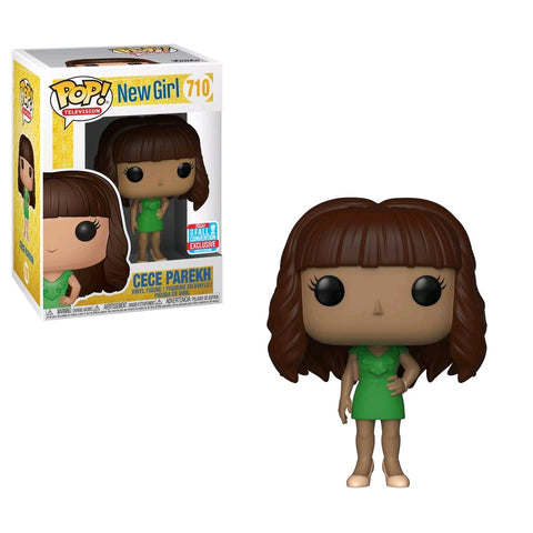 New Girl - CeCe Parekh NYCC 2018 Exclusive Pop! Vinyl Figure - Pre-Order