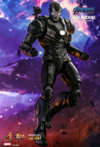 "Avengers: Endgame - War Machine Diecast 12"" Action Figure - Pre-Order"