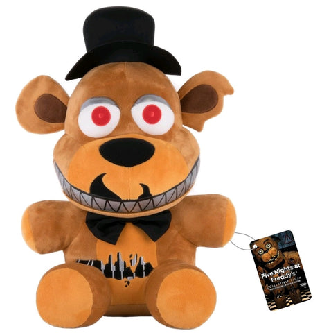 "Five Nights at Freddy's - Nightmare Freddy 16"" Plush Figure"