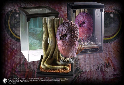 Fantastic Beasts and Where to Find Them - Magical Creatures: Fwooper Figure - Pre-Order