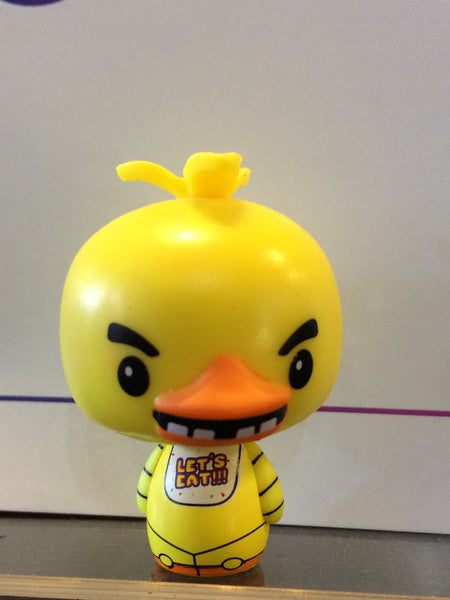 Five Nights at Freddy's: Pint Size Heroes - Loose Mystery Mini Figure: Chica (1:12)