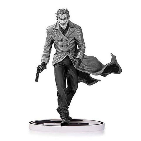 Batman - Black and White Lee Bermejo Joker 2nd Edition Statue