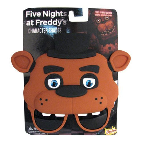 Five Nights at Freddy's - Fazbear Sun-Staches