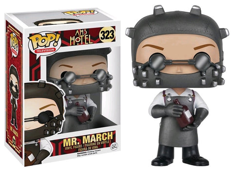 American Horror Story: Hotel - Mr. March Pop! Vinyl Figure