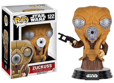 Star Wars - Zuckuss Pop! Vinyl Figure