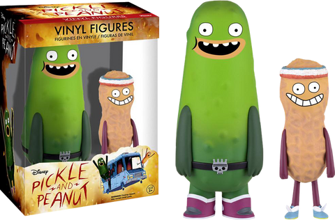 Pickle and Peanut - Vinyl Figure 2-Pack