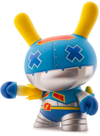 Dunny - Dairobo-Z by Dolly Oblong 5 Inch Dunny Vinyl Figure