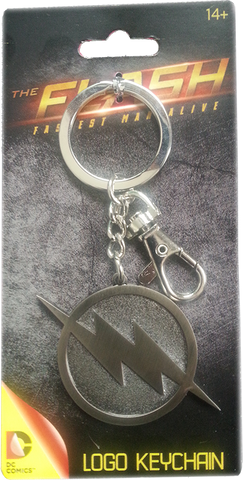 The Flash - TV Series Logo Keychain