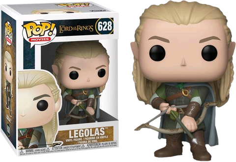 The Lord of the Rings - Legolas Pop! Vinyl Figure - Pre-Order