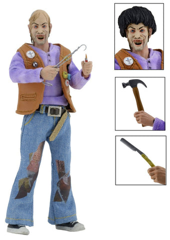 "Texas Chainsaw Massacre 2 - Chop Top 8"" Action Figure"
