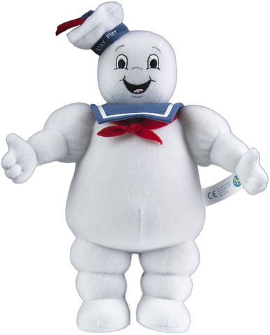 "Ghostbusters - Stay Puft Marshmallow Man 8.5"" Plush"