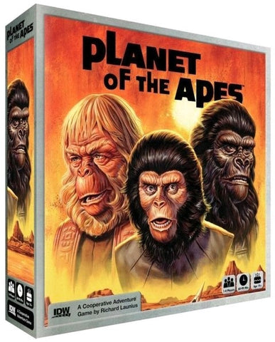 Planet of the Apes - Board Game - Pre-Order
