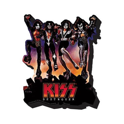 KISS - Destroyer Album Cover Funky Chunky Magnet