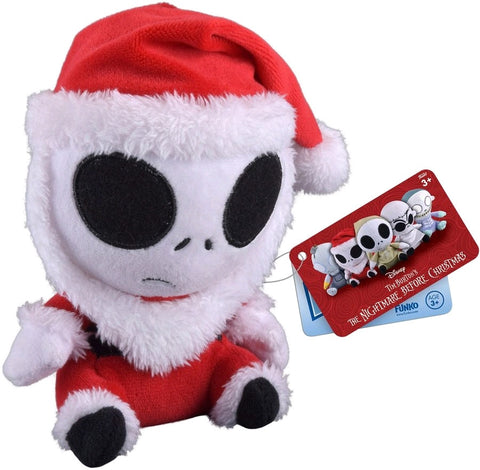 The Nightmare Before Christmas - Santa Jack Mopeez Plush - Pre-Order