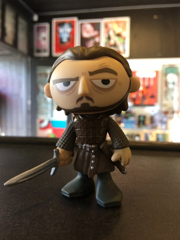 Game Of Thrones - Loose Mystery Mini Figure: (S3) Bronn (1:12)