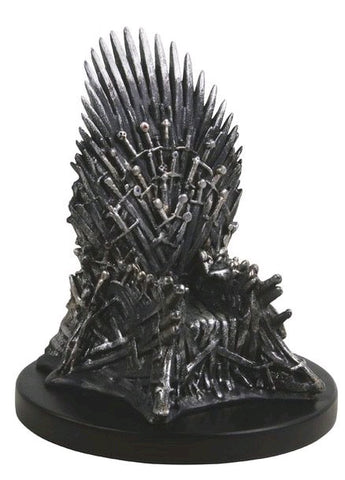 "Game of Thrones - Iron Throne 4"" Replica - Pre-Order"