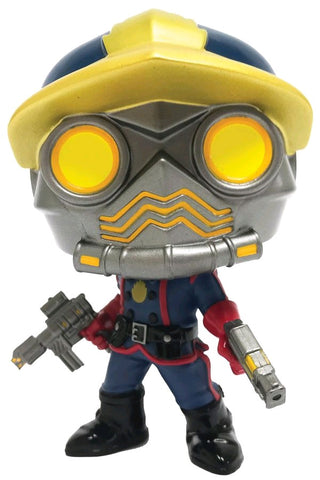 Guardians of the Galaxy - Star-Lord Classic Pop! Vinyl Figure - Pre-Order