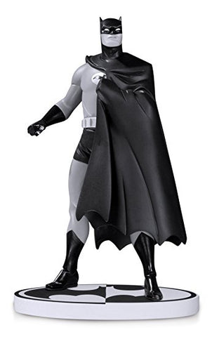 Batman - Black & White Batman Statue by Darwyn Cooke (2nd Edition)