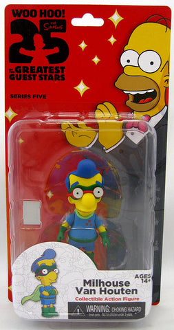 "The Simpsons - 25th Anniversary 5"" Figures - Millhouse"
