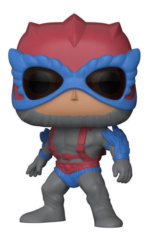 Masters Of The Universe - Stratos Pop! Vinyl Figure - Pre-Order