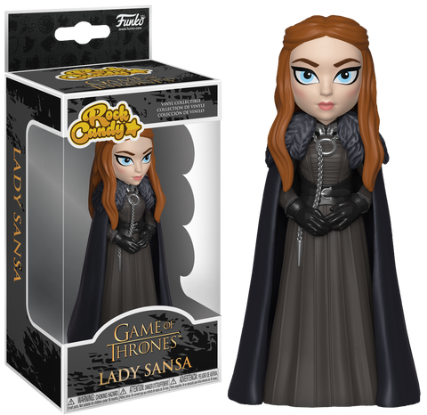 Game of Thrones - Lady Sansa Rock Candy Vinyl Figure