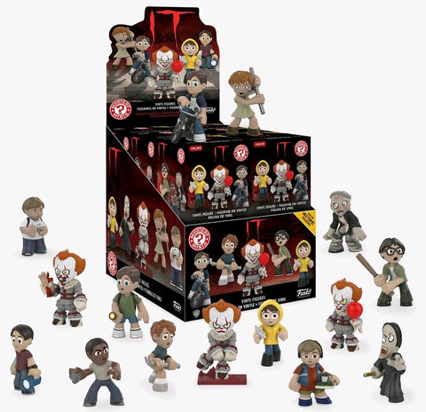 It (2017) - Hot Topic Exclusive Mystery Mini Blind Boxes