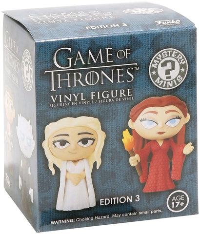 Game of Thrones - Hot Topic Exclusive Mystery Mini Blind Box Series 3 Case of 12 Figures