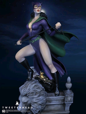 Batman - Catwoman Super Powers Maquette Statue - Pre-Order