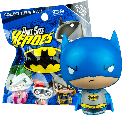 DC Comics - Pint Sized Heroes Hot Topic Exclusive Blind Bag