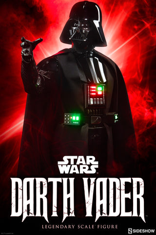 Star Wars - Darth Vader 1:2 Scale Legendary Scale Figure - Pre-Order