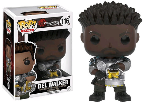 Gears of War 4 - Del Walker (Armored) Pop! Vinyl Figure