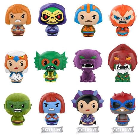Masters of the Universe - FYE Exclusive Pint Size Heroes Mystery Mini Blind Bags Case of 24 Figures - Pre-Order