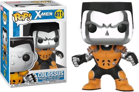 X-Men - Colossus X-Force Chrome LACC 2018 US Exclusive Pop! Vinyl Figure - Pre-Order