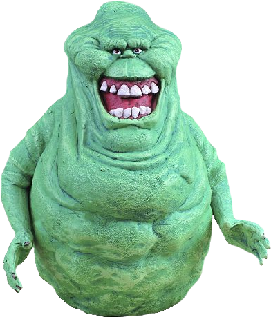 Ghostbusters - Slimer Glow-in-the-Dark Money Bank